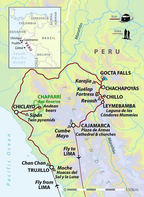 Peru: Lost Treasures Of The Cloud Warriors